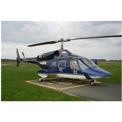 贝尔222 双发轻型民用直升机