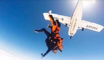 GA8飞机开进高原开启贵州省首家高空跳伞营地