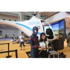 动感飞行模拟器(直升机模拟)