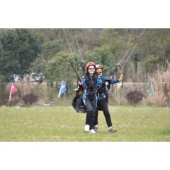 滑翔伞飞行体验