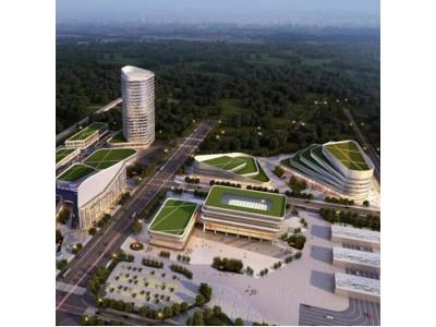 北航芜湖通航产业园设计规划方案