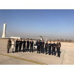 直升机商照飞行培训(141)(职业飞行员)