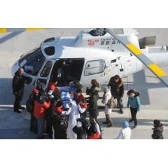 直升机政府服务(警航\消防\应急\救援\医疗\摆渡)