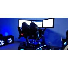 VR三屏赛车