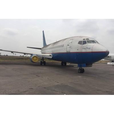 退役波音737-200出售(部件齐全)可以正常通电,部件正常