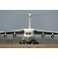 Cargo  Iyushin IL-76TD