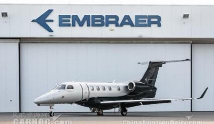 巴航工业将飞鸿系列公务机维修间隔延长至800小时